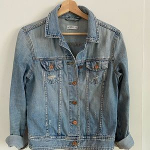 Gap Women's Denim Jacket Cropped - XS